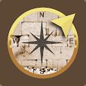 Kotel Compass icon