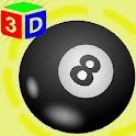 Bola Mágica Ocho 3D icon