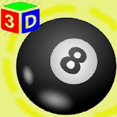 Magic Eight Ball 3D
