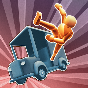 Turbo Dismount icon do jogo