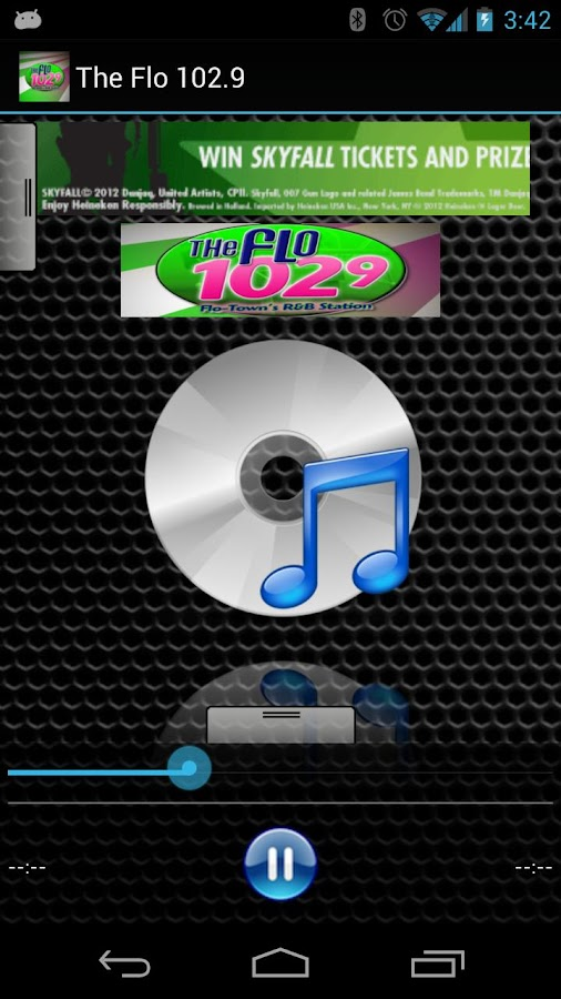 The Flo 102.9 - screenshot