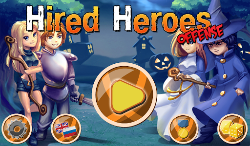 Hired Heroes Offense
