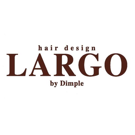 Hairdesign LARGO by Dimple LOGO-APP點子