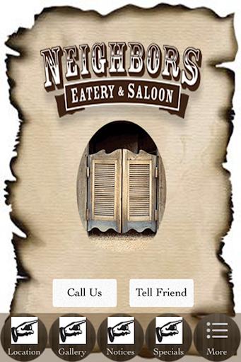 Neighbors Eatery Saloon