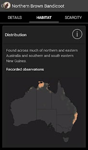 Field Guide Northern Territory - screenshot thumbnail
