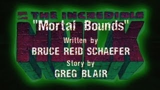 The Incredible Hulk (1996) - MORTAL BOUNDS