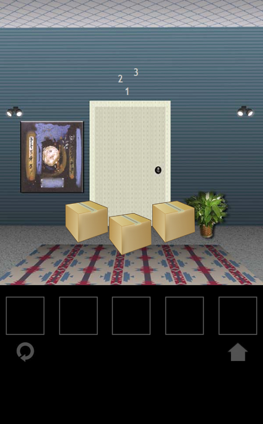 DOORS 4 FREE - Room Escape- screenshot