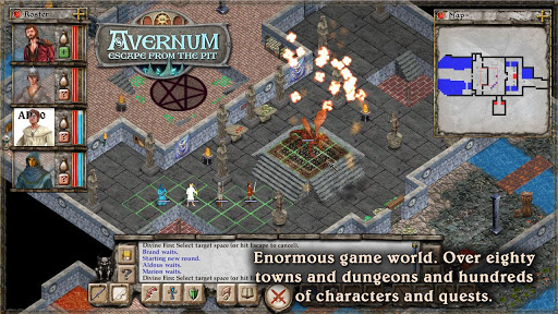 Avernum: Escape From the Pit v1.0.3 APK