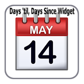 Days Until, Days Since Widget