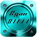 Cyan Steel Multi Theme