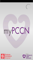 Screenshot of MyPccn