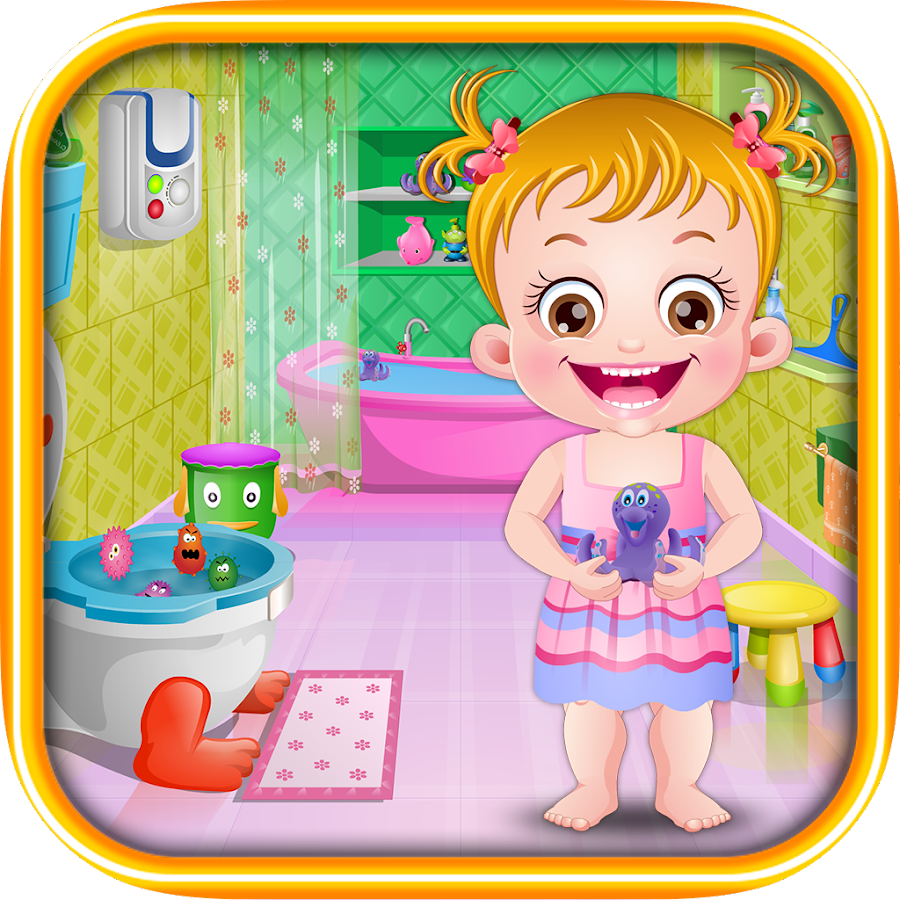 Baby Hazel Bathroom Hygiene Android Apps On Google Play