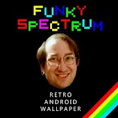 FUNKYSPECTRUM LIVE WALLPAPER