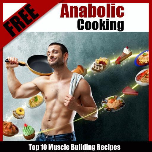 Anabolic Cooking LOGO-APP點子