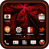 Tranquil R2 Go Launcher Theme