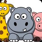Hungry Hippo y sus Amigos icon