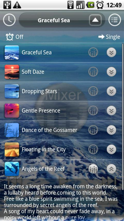 Music Therapy for Sound Sleep - screenshot