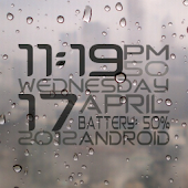 ClockBox Live Wallpaper