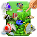 Fishes in water And Ocean icon