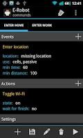 Screenshot of E-Robot Donation Key