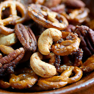 Holiday Snack Mix.