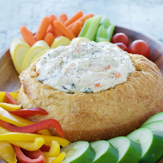 Ranch Rip 'n Dip Bread Bowl