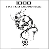 1000 TATTOO DRAWINGS