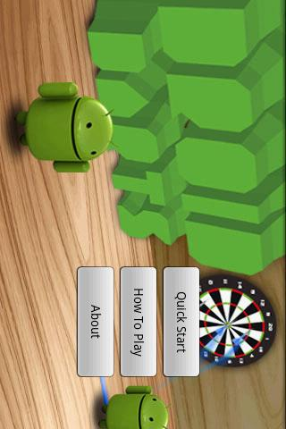 Droid Darts HD - screenshot