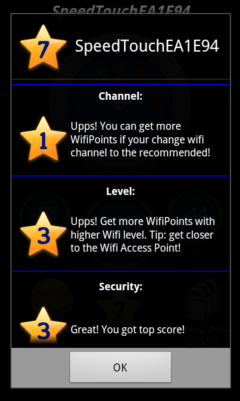 WIFI Optimizer - screenshot