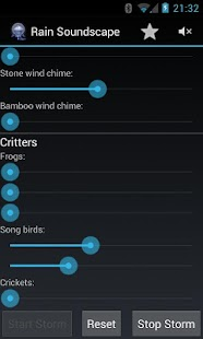 Rain Soundscape (Free)- screenshot thumbnail