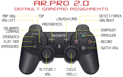 AR.Pro 2 for AR.Drones Screenshot 12