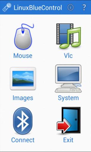 LinuxBlueControl