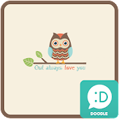 OWL Always Love You 카카오톡 테마