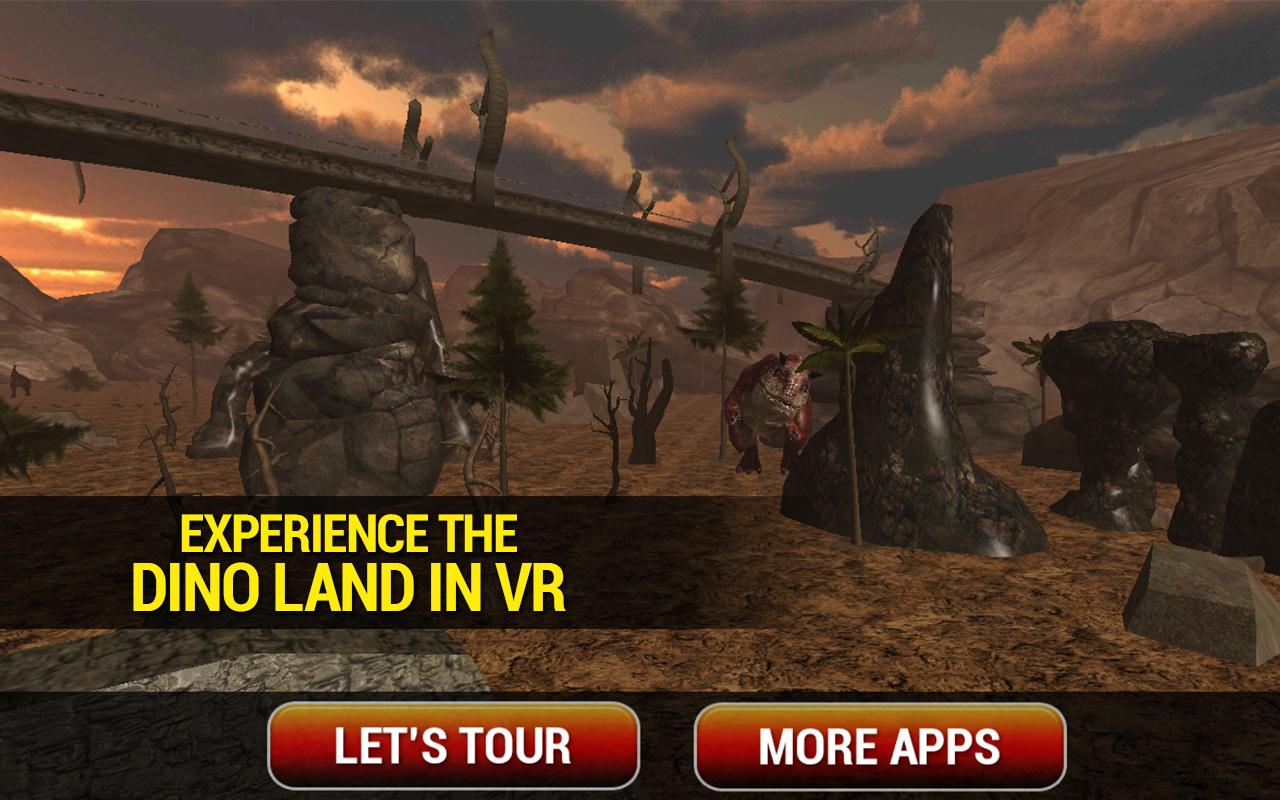 Dino Land VR - Virtual Tour- screenshot