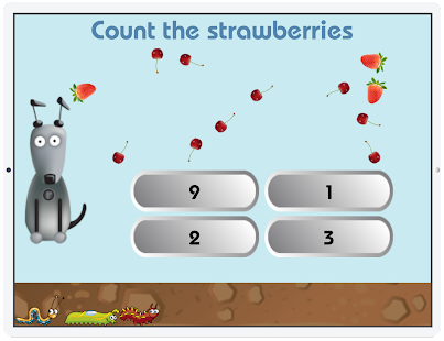 Learn with Rufus: Numbers- screenshot thumbnail