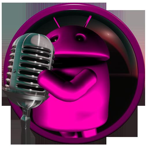 poweramp skin android pink
