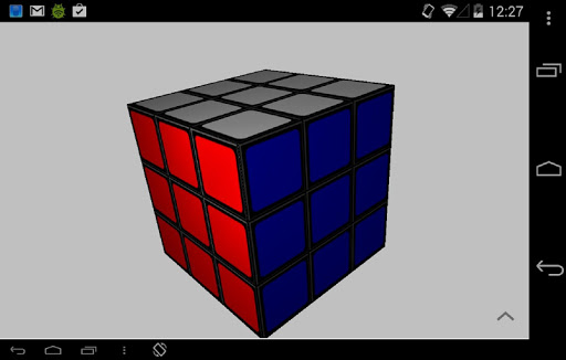 Fmx Rubik's Cube