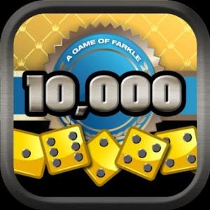 10,000 (A Game of Farkle) 休閒 App LOGO-硬是要APP