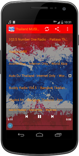 Thailand MUSIC Radio