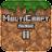 MultiCraft II — Free Miner! logo