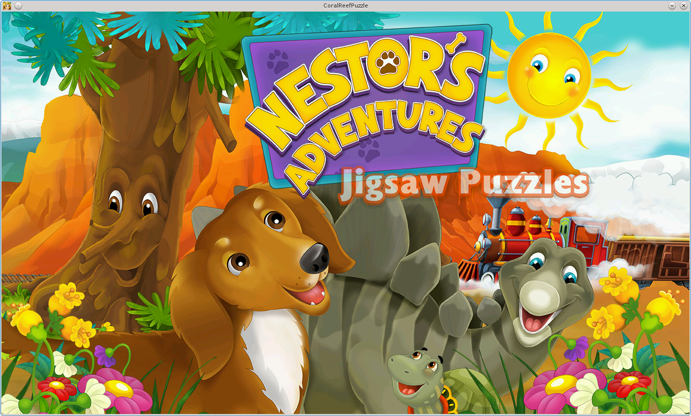 Nestor's Adventures Puzzles - screenshot