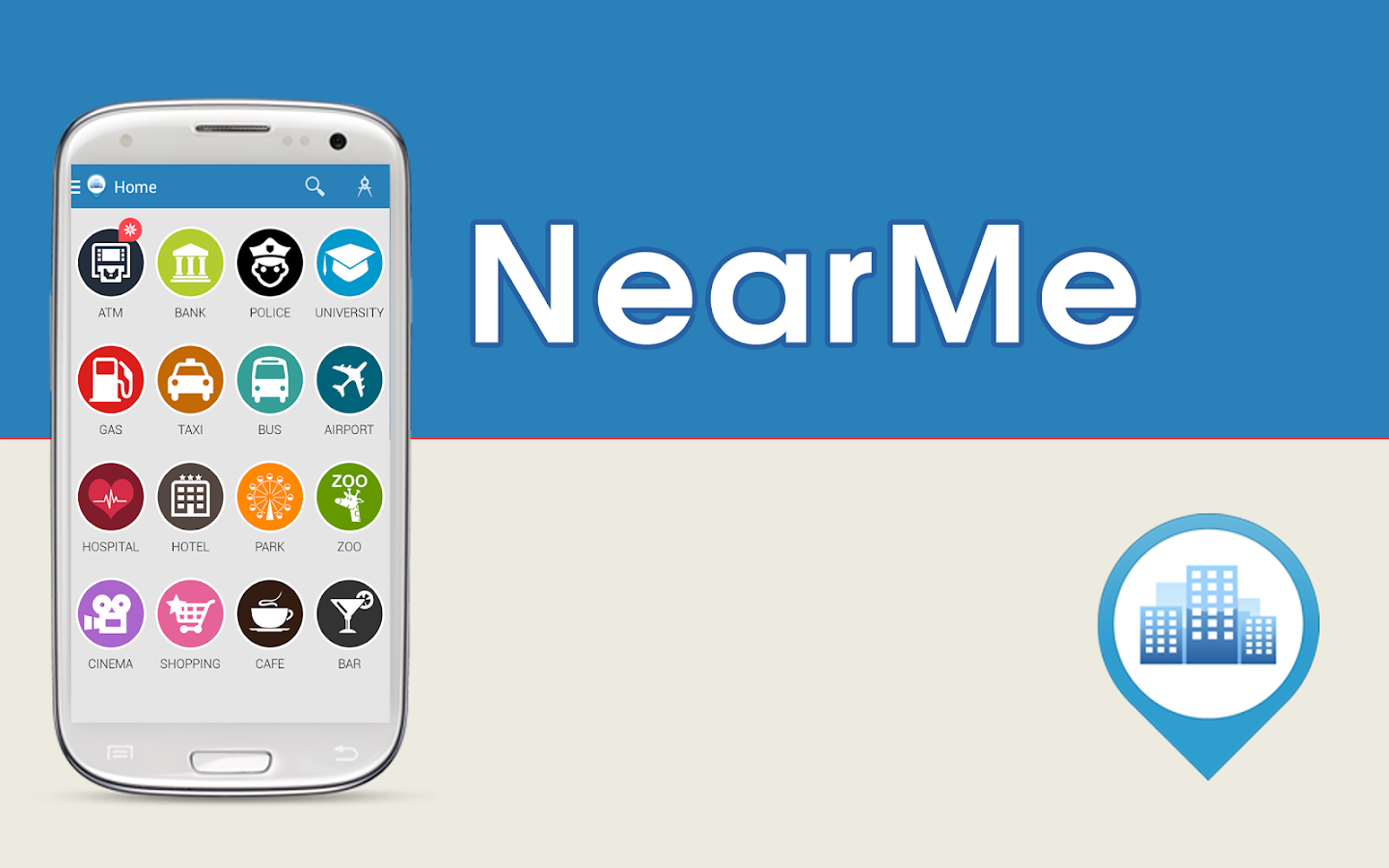 NearMe - Places- screenshot