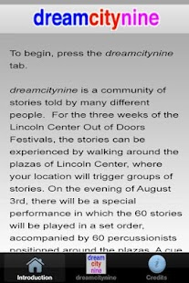 dreamcitynine- screenshot thumbnail