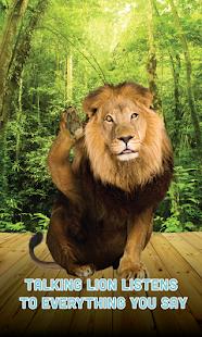 Talking Lion - náhled