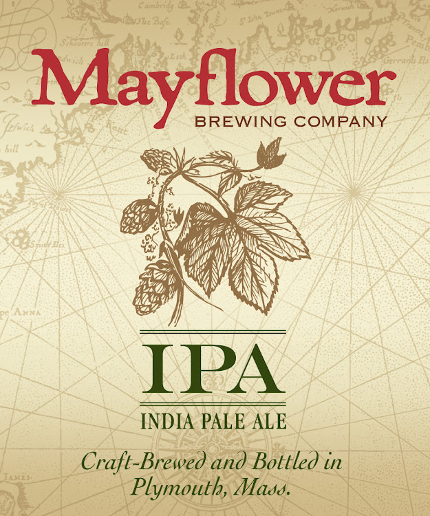 Logo of Mayflower IPA