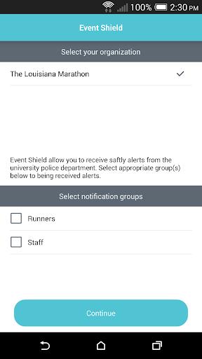 Event Shield