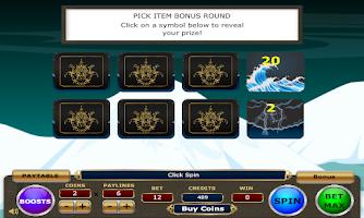 Screenshot of Mount Olympus Slots