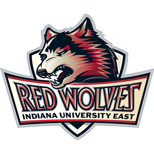 IU East Red Wolves Athletics LOGO-APP點子
