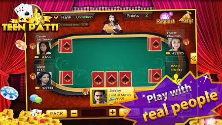 Teen Patti Gold Flush Poker 1.4.0 screenshot 1248110