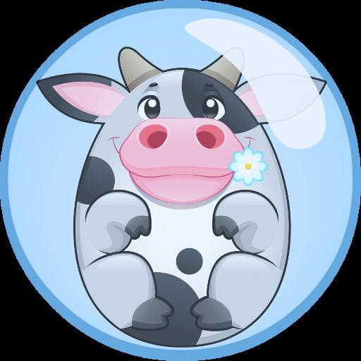 免费动物-泡沫流行游戏 休閒 LOGO-玩APPs